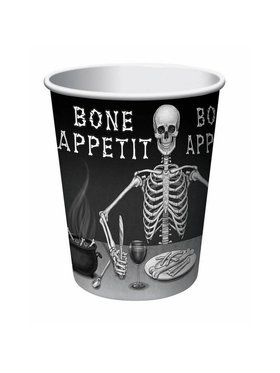 Bone Appetit 9oz Cups (8)