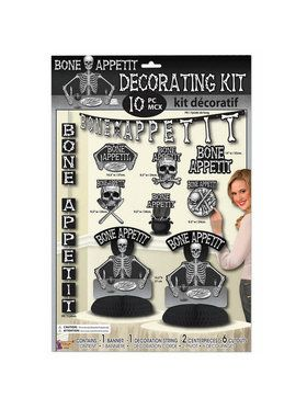 Bone Appetit Decoration Kit