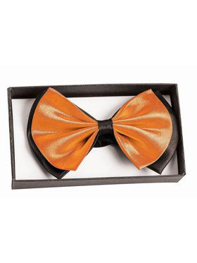 Bowtie - Black/Orange