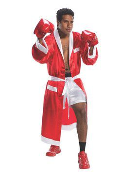 Boxing Champion Adult Costume