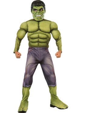 Hulk Costume Ideas