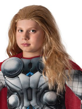 Avengers 2 Thor Wig for Kids