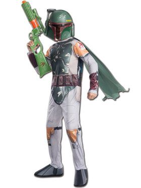 Boys Boba Fett Costume