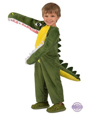 Boys Chompin' Crocodile Costume