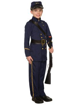 Civil War Soldier Costume