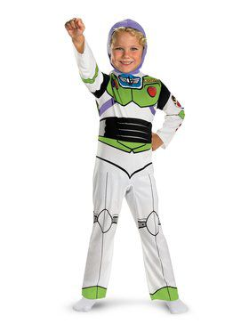 Toy Story - Classic Boys Buzz Lightyear Costume