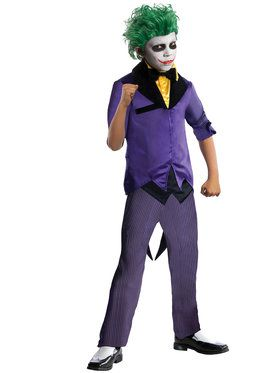 Joker DC Comics Gotham Costume