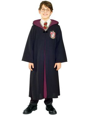 Harry Potter Robe Costume Deluxe for Kids
