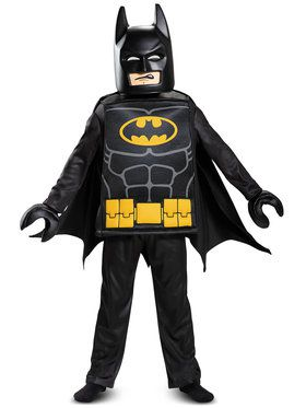 LEGO Batman Deluxe Boys Costume