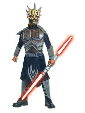 Savage Opress (Star Wars) Kids Costume Deluxe