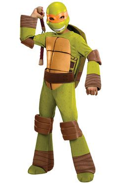 Michelangelo Costume Ideas