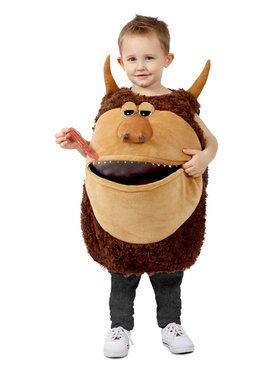 Boys Feed Me Wild Man Child Costume