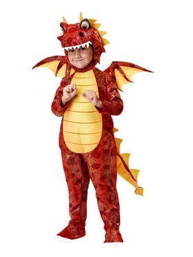 Boys Fire Breathing Dragon Costume