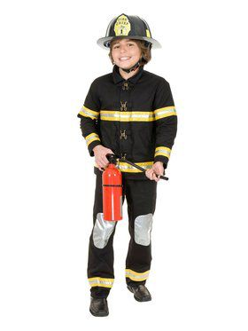 Boys Fire Chief Helmet