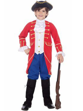 Boys Founding Father Costume