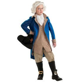 Boys General George Washington Costume  sc 1 st  BuyCostumes.com & Colonial Costumes - Halloween Costumes | BuyCostumes.com