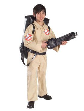Boy's Ghostbusters Costume