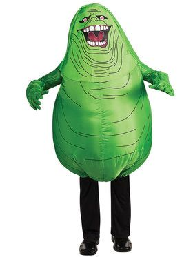 Inflatable Ghostbusters Slimer Boys Costume