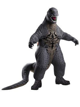 Godzilla Deluxe Child Costume