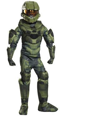 Master Chief Costume Ideas