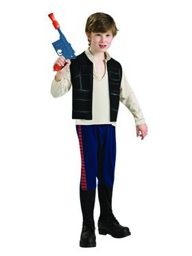 Han Solo Costume Ideas