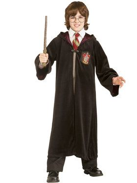 Child's Harry Potter Premium Gryffindor Robe