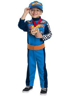 Hot Wheels Driver Jumpsuit for Boys