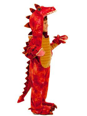 Boys Hydra The 3 Headed Dragon Costume