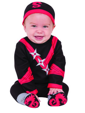 Infant/Toddler Baby Ninja Costume For Boys