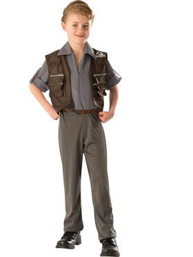Boy's Jurassic World Owen Costume