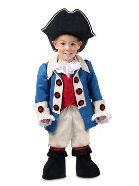 Boys Lil Patriot Child Costume