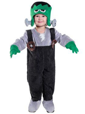 Boys Little Monster Child Costume