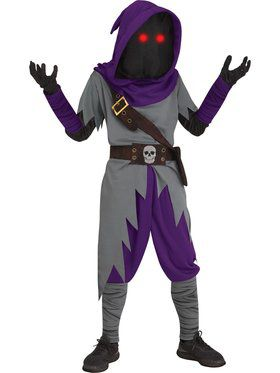 Boys Mage Costume