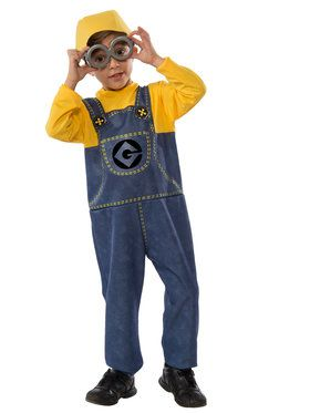 Minion Jorge Costume Ideas
