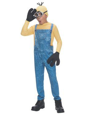 Minions Movie: Minion Kevin Child Costume