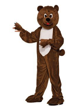 Soft Bear Costume for Kids