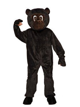 Soft Monkey Costume for Kids