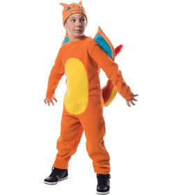 Pokemon Charizard Child Costume