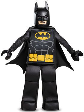 LEGO Batman Prestige Boys Costume