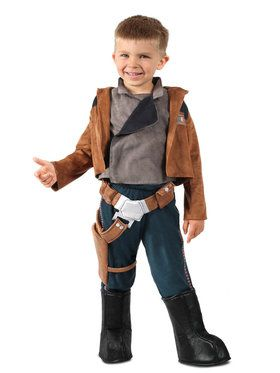 Solo: A Star Wars Story Toddler Han Solo
