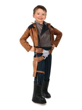 Solo: A Star Wars Story Child Han Solo