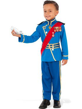 Boys Royal Prince Costume