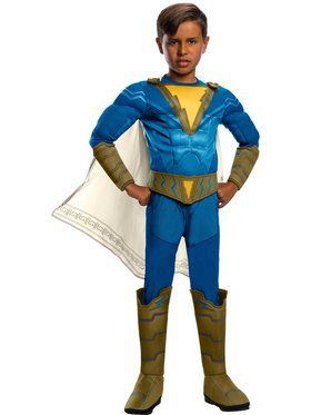 Boys Shazam Deluxe Freddy Costume