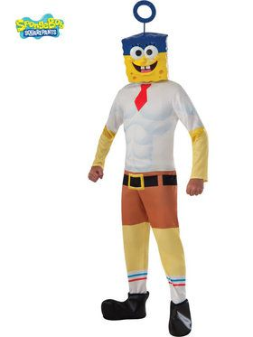 Spongebob Movie Boys Costume