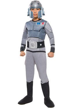 Star Wars Rebels Kid's Agent Kallus Costume