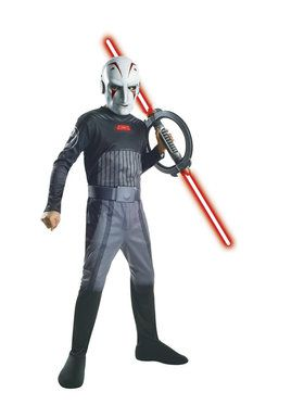 Star Wars Rebels Inquisitor Costume