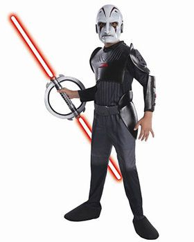 Star Wars Inquisitor Kids Costume Deluxe