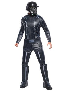 Boys Rogue One Death Trooper Super Deluxe Costume