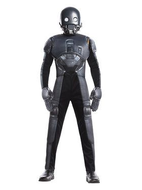 Boys Rogue One K 2SO Deluxe Costume