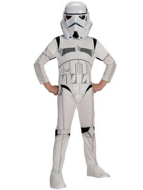 Star Wars Stormtrooper Boys Costume